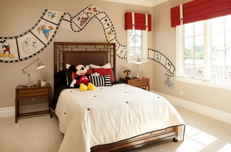 Poze Copii si tineret - Personaje din desene animate pentru decorarea camerei copiilor