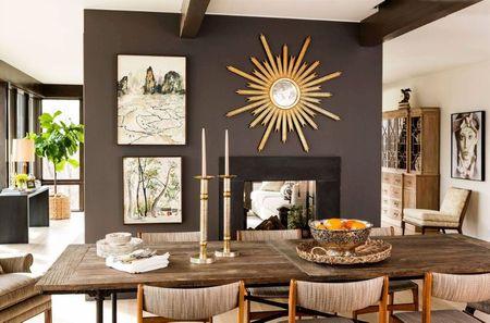Poze Sufragerie - Idei pentru decorarea peretilor