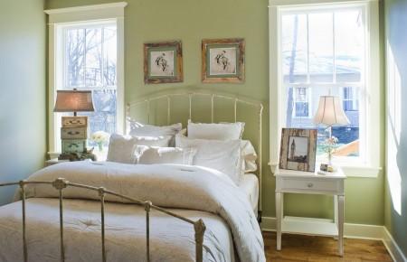 Poze Dormitor - Decor vintage in dormitor