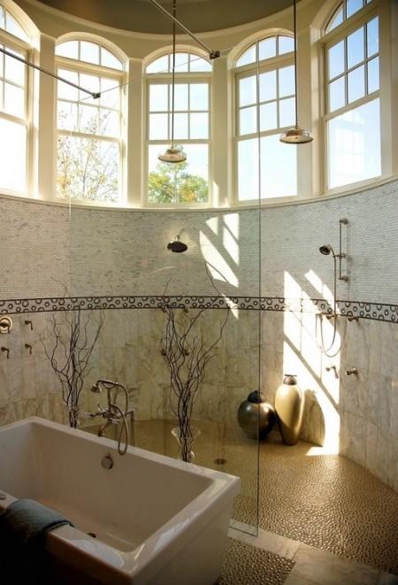Poze Baie - Design unic si spectaculos pentru baie