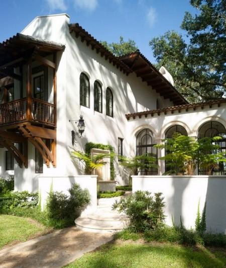Poze Fatade - Detalii arhitectonice specifice caselor mediteraneene