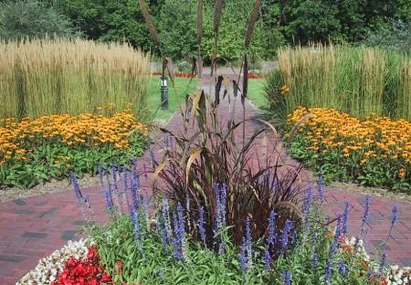 Poze Gradina de flori - Amenajare gradina cu flori