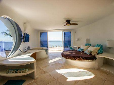 Poze Dormitor - Decor de inspiratie nautica in dormitor