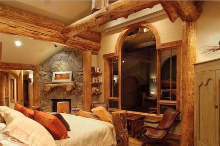 Poze Dormitor - Dormitor plin de farmec intr-o casa naturala