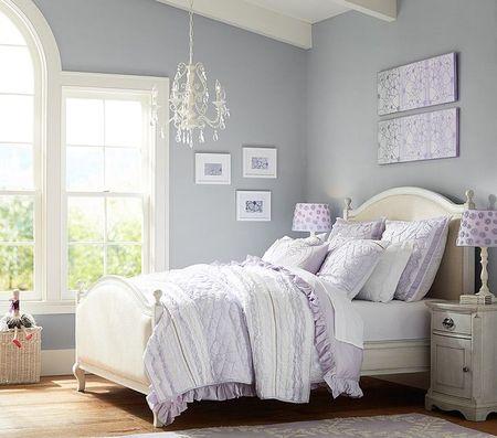 Poze Dormitor - Intre clasicul francez si shabby chic in decorarea dormitorului