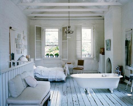 Poze Dormitor - Incapere 3 in 1 amenajata in stil provensal