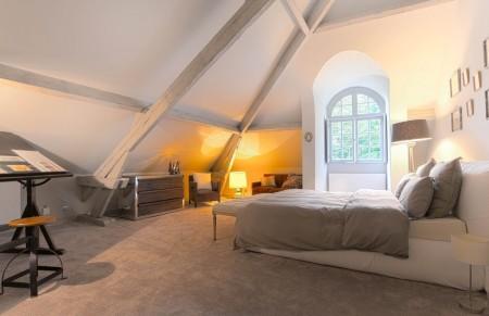 Poze Dormitor - Un dormitor prietenos si plin de farmec