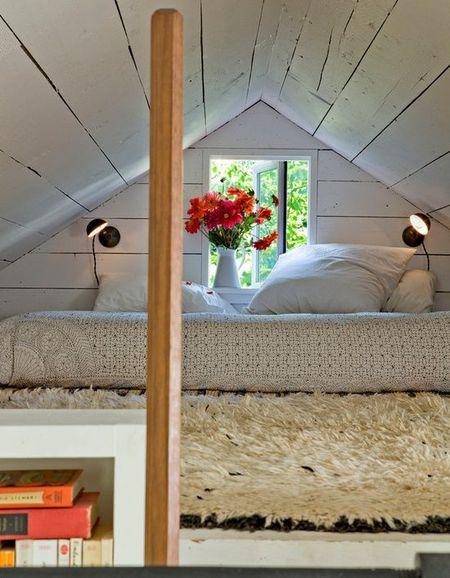 Poze Dormitor - Spatiu pentru odihna si relaxare la mansarda