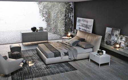 Poze Dormitor - Atmosfera intima si confortabila pentru un interior modern