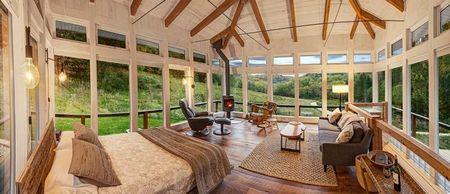Poze Dormitor - Ce spuneti de acest dormitor cu vedere panoramica?