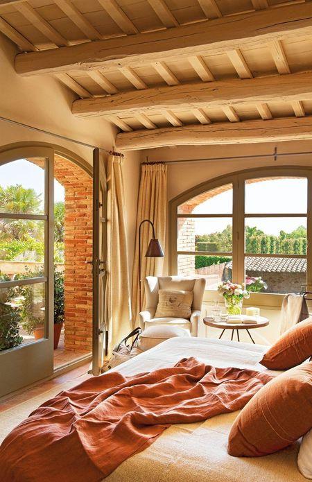 Poze Dormitor - dormitor-piatra-casa-stil-mediteranean-2.jpg