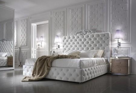 Poze Dormitor - Puritatea albului pentru un dormitor spectaculos!