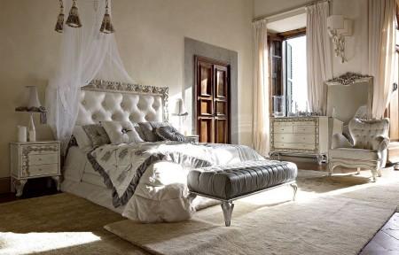 Poze Dormitor - Rafinament clasic in dormitor
