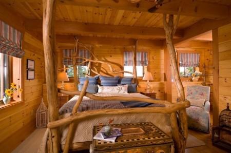 Poze Case lemn - Decor inspirat din natura