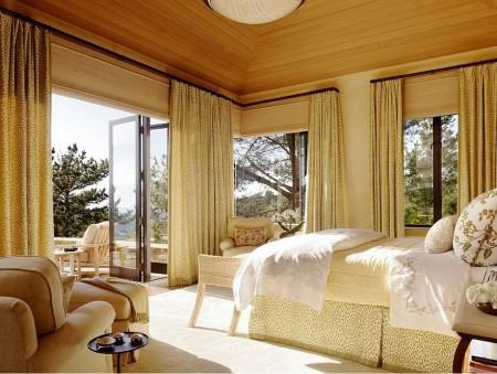 Poze Dormitor - Dormitoare amenajate in stil mediteranean