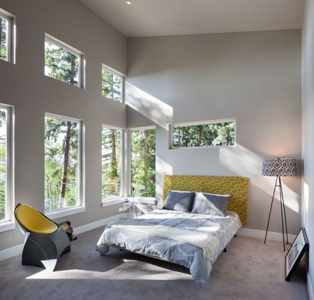 Poze Dormitor - Piese de mobilier minimaliste in dormitorul modern
