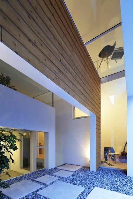 Poze Alei - Imagine aleie casa moderna, EANA