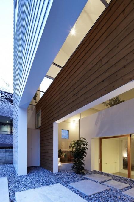 Poze Alei - Aleie casa moderna, EANA