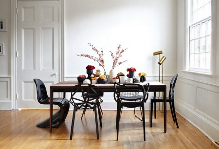 Poze Sufragerie - Eleganta prin simplitate in sufrageria contemporana