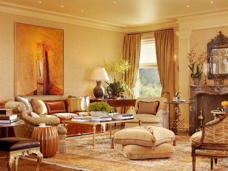 Poze Living - Eleganta si rafinamentul stilului clasic