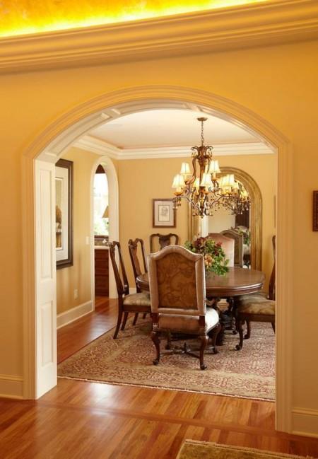 Poze Sufragerie - Sufragerie amenajata in stil clasic