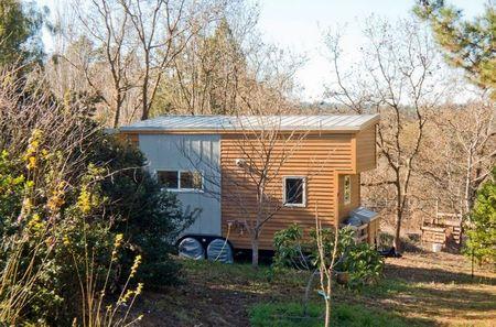 Poze Case lemn - O casuta de vacanta mobila
