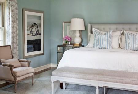 Poze Dormitor - Vintage si glamour in dormitor