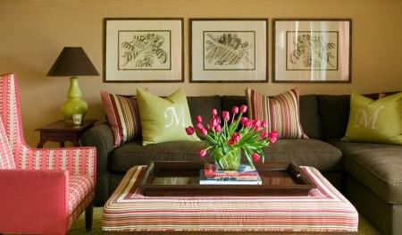 Poze Living - Personalizeaza locuinta cu ajutorul materialele textile