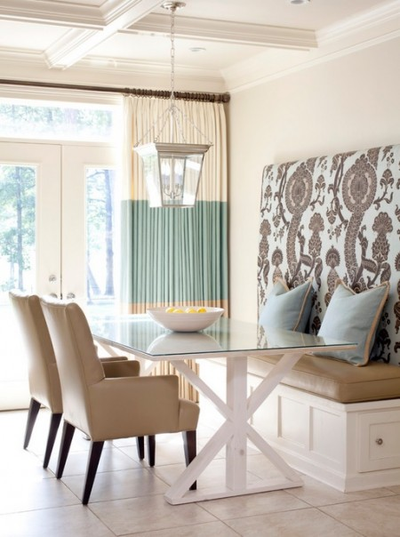 Poze Sufragerie - Simplu, intim, elegant