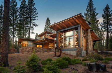 Poze Fatade - fatada-casa-montana-moderna-lemn-otel-piatra-2.jpg