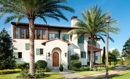 Poze Fatade - O superba casa in stil mediteranean