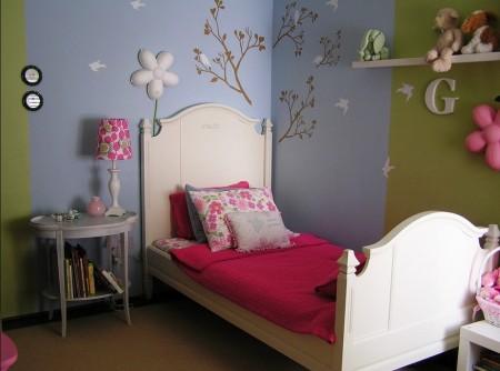 Poze Copii si tineret - Culori vii pentru camera copiilor