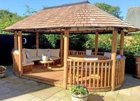 Poze Foisor si pavilion - foisor-oval-lemn-natur.jpg