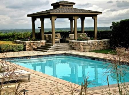 Poze Foisor si pavilion - Foisor si piscina