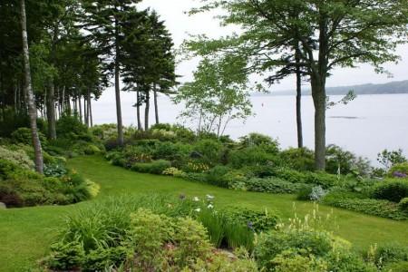 Poze Gradina de flori - Amenajare exterioara de mari dimensiuni