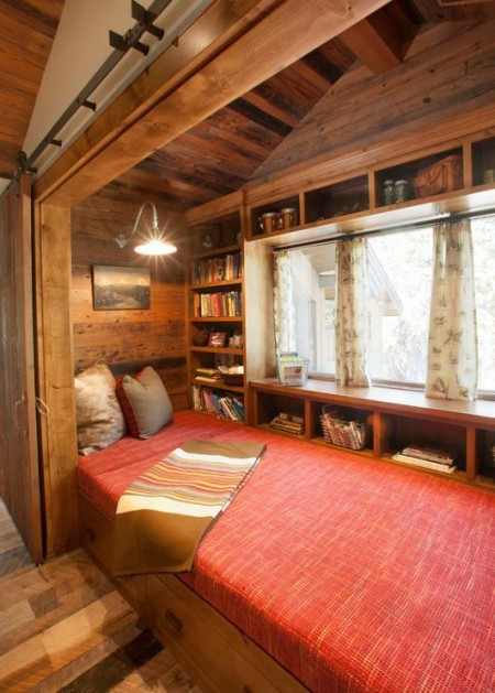 Poze Case lemn - Spatiu de relaxare