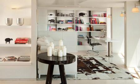 Poze Birou si biblioteca - Munca poate fi placuta si de acasa