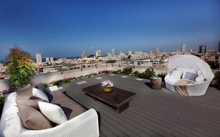 Poze Terasa - Relaxare pe acoperis!