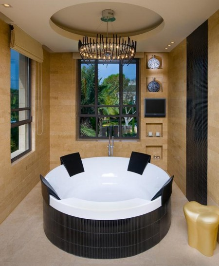 Poze Baie - Relaxare in baia de acasa