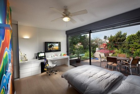 Poze Dormitor - Dormitor modern