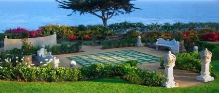Poze Gradina de flori - Amenajarea unei gradini formale clasice