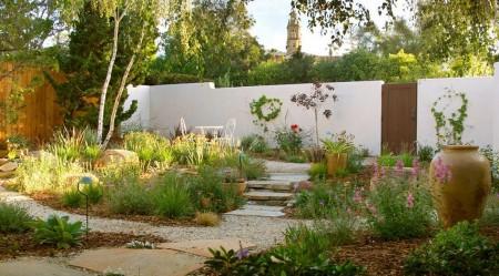 Poze Gradina de flori - Inspiratie in stil mediteranean