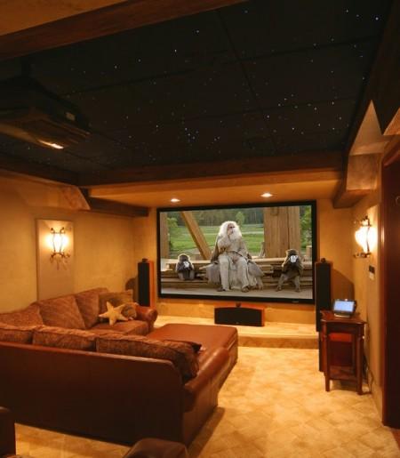 Poze Living - Cinema la tine acasa!
