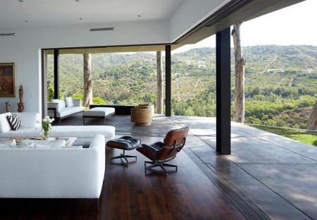 Poze Terasa - Terasa moderna, extensie a spatiului interior spre natura