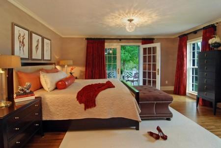 Poze Dormitor - Dormitor contemporan