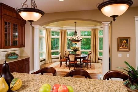 Poze Sufragerie - Amenajare clasica pentru sufragerie