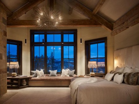 Poze Dormitor - Amenajare eclectica a dormitorului