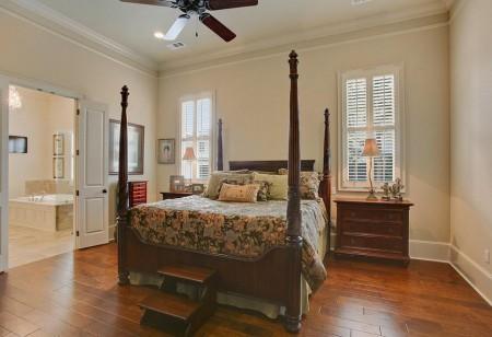 Poze Dormitor - Mobilia dormitor clasic din lemn masiv