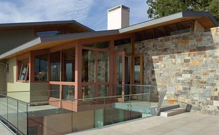 Poze Fatade - Amenajare fatada Hillside Residence, Sutton Suzuki Architects