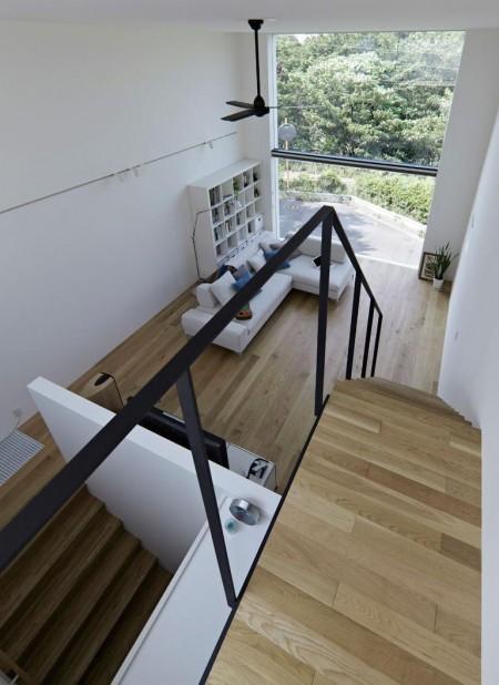 Poze Scari - Imagine scara - resedinta in Hiyoshi, EANA